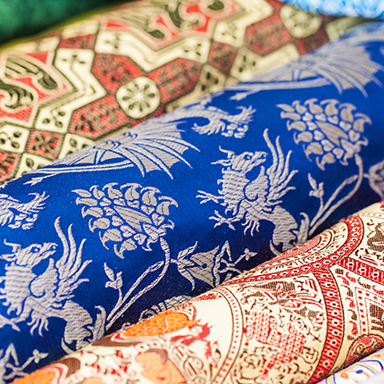 Textiles and Decorative Fabrics