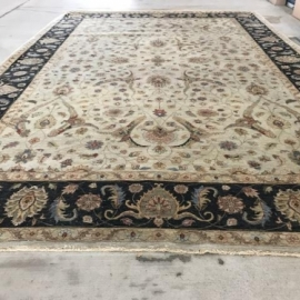 Large Scale Handwoven Rug