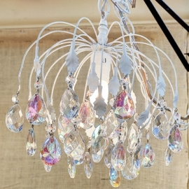 French Waterfall Chandelier