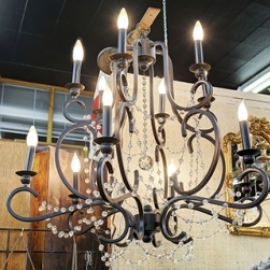 Chandelier Wrought Iron