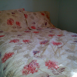 Reversible Bedding Set with Shams