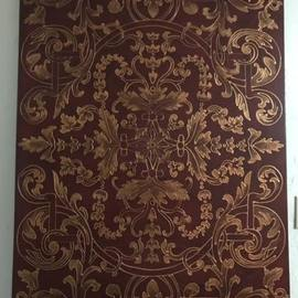 Large Leather Panel