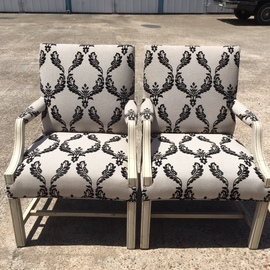 Pair of Gainsborough Chairs
